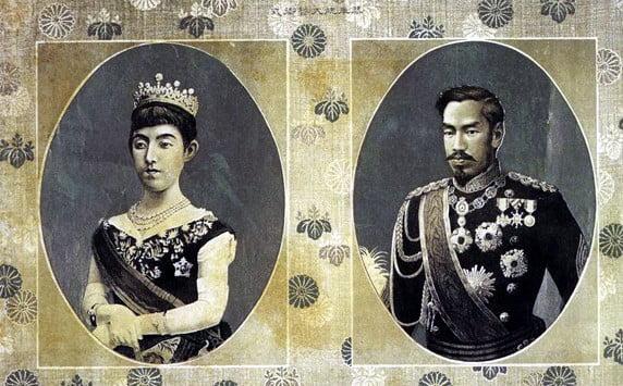 明治神宮の建てられた理由と「明治天皇と昭憲皇太后」の関係