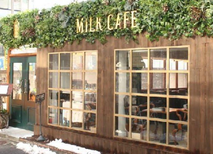 MILK CAFE